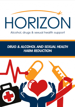 HARM REDUCTION BOOKLET FRONT COVER
