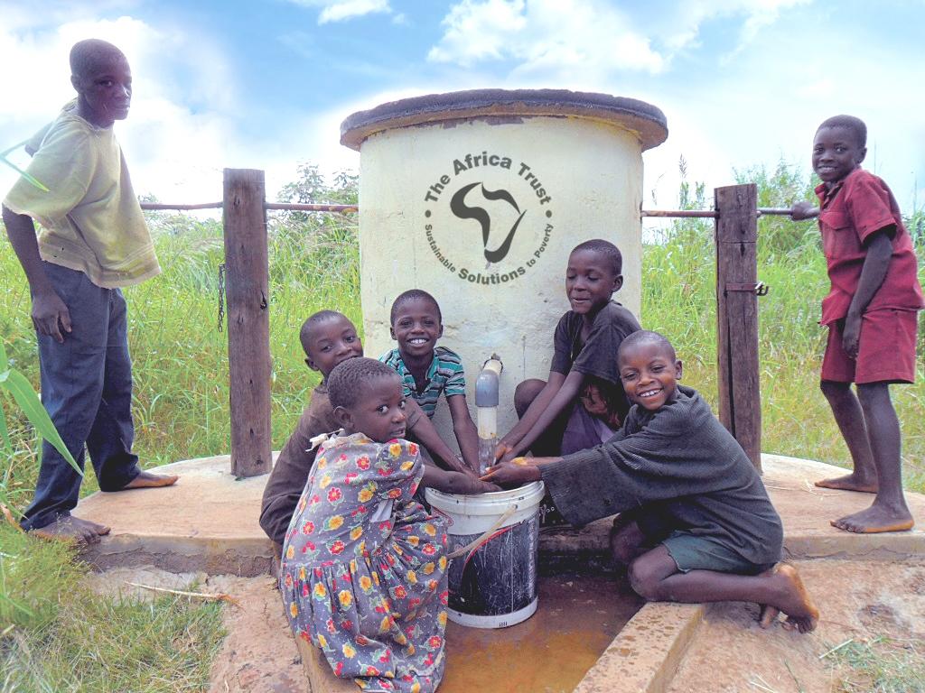 Children at Elephant Pump2